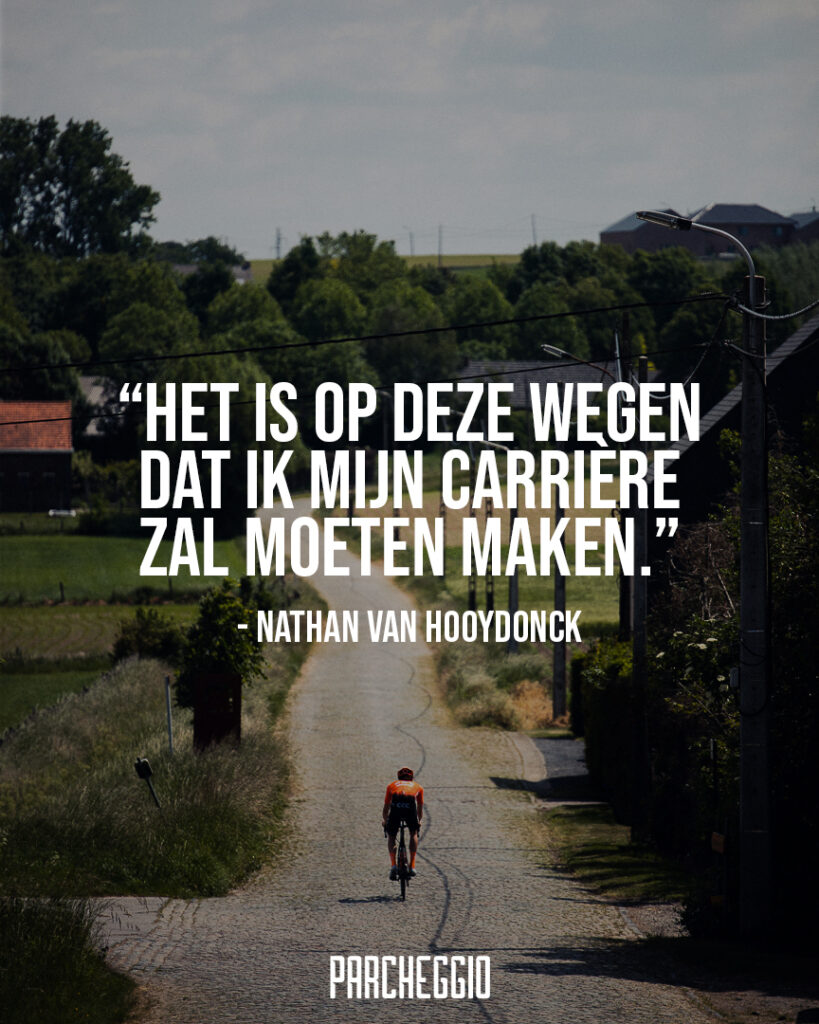 Parcheggio Nathan Van Hooydonck